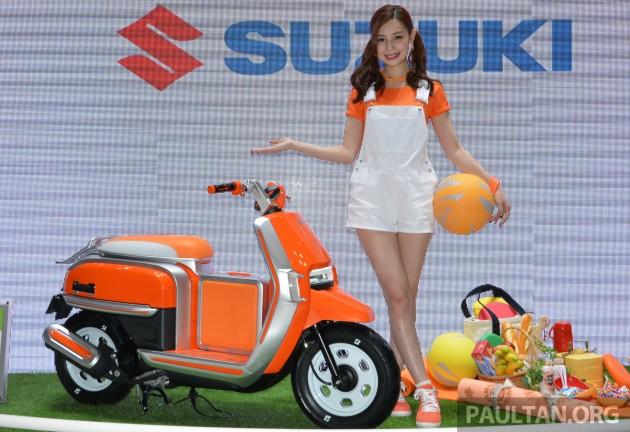 Suzuki Hustler Scoot TMS-6