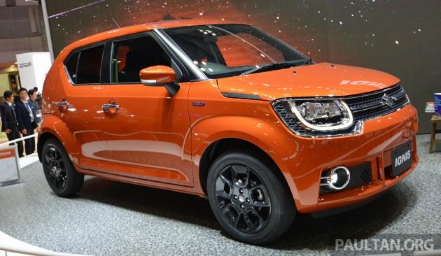 Suzuki Ignis TMS 2