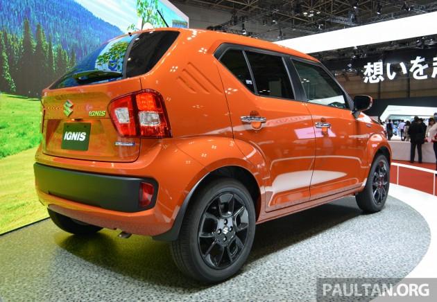 Suzuki Ignis TMS-5