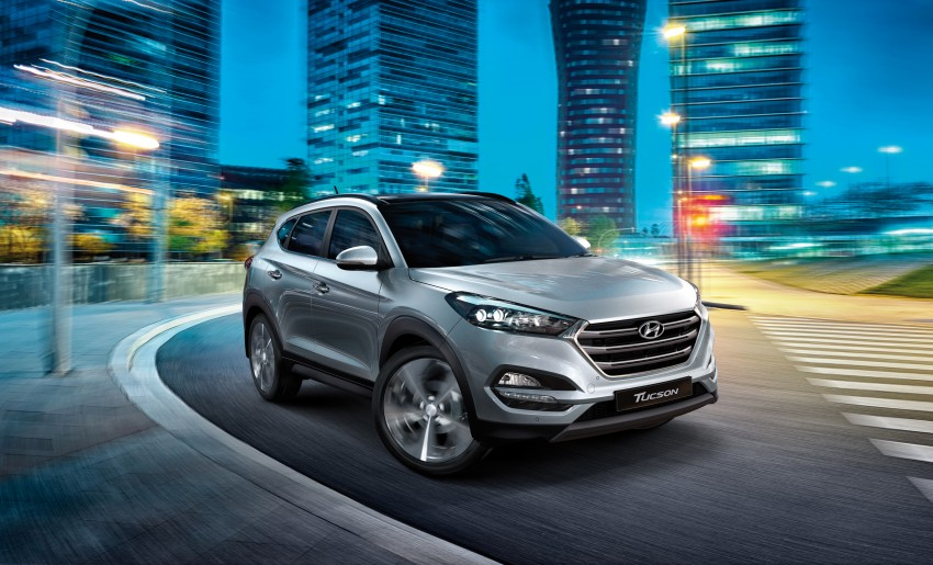 2016 Hyundai Tucson launched in Malaysia – 2.0L, Elegance and Executive trims, from RM126k Image #406963