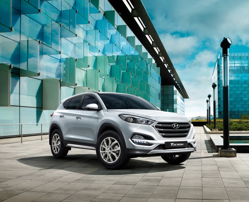 2016 Hyundai Tucson launched in Malaysia – 2.0L, Elegance and Executive trims, from RM126k Image #406964