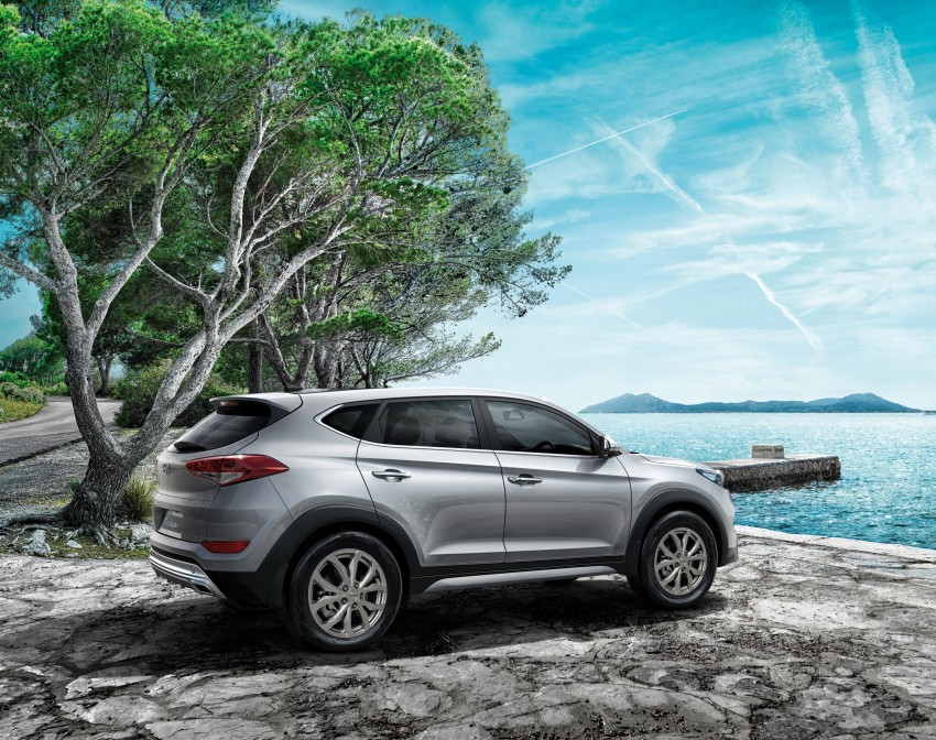 2016 Hyundai Tucson launched in Malaysia – 2.0L, Elegance and Executive trims, from RM126k Image #407057