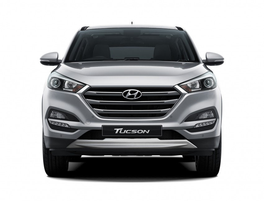 2016 Hyundai Tucson launched in Malaysia – 2.0L, Elegance and Executive trims, from RM126k Image #407037