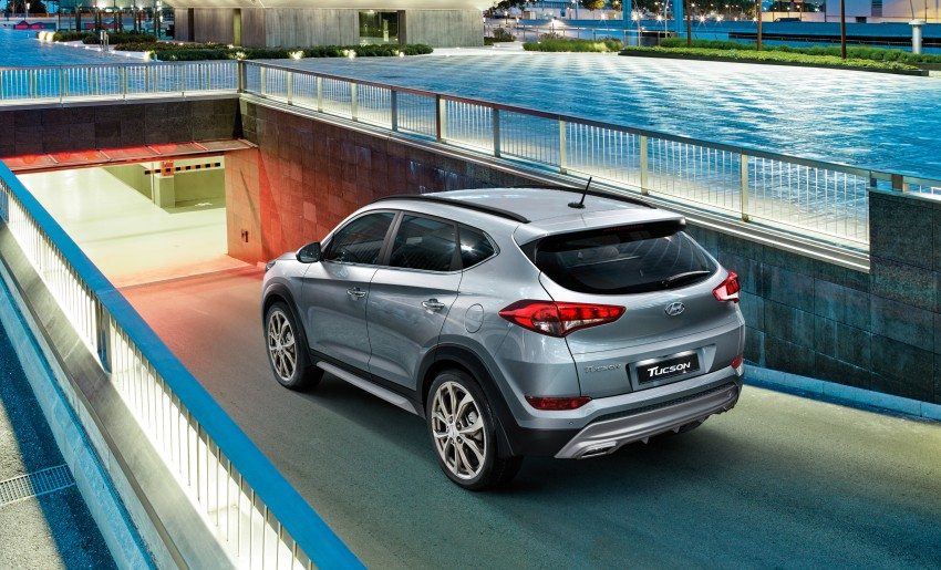 2016 Hyundai Tucson launched in Malaysia – 2.0L, Elegance and Executive trims, from RM126k Image #407058