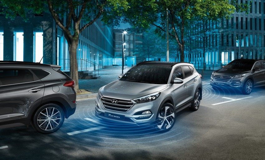 2016 Hyundai Tucson launched in Malaysia – 2.0L, Elegance and Executive trims, from RM126k Image #407042