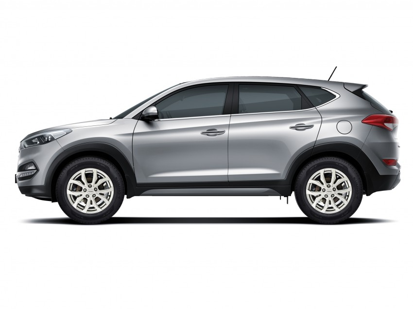 2016 Hyundai Tucson launched in Malaysia – 2.0L, Elegance and Executive trims, from RM126k Image #407048