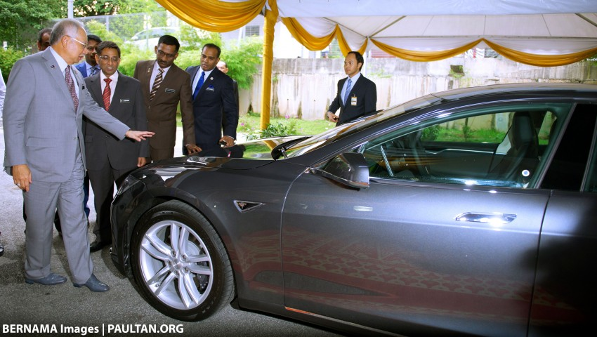 GreenTech Malaysia looks to Tesla Motors in bid promote awareness on electric vehicles in the country Image #404153