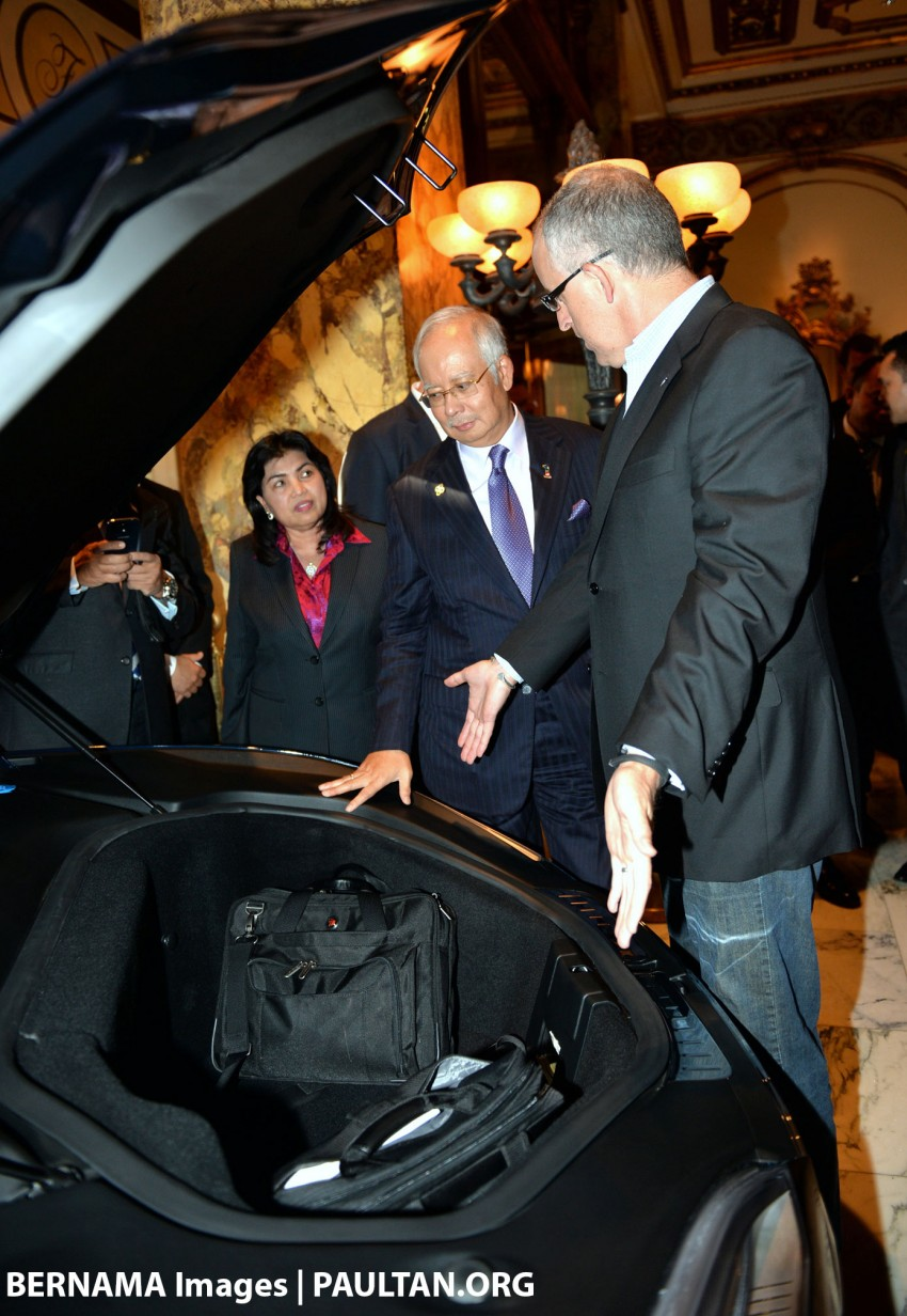 GreenTech Malaysia looks to Tesla Motors in bid promote awareness on electric vehicles in the country Image #404155