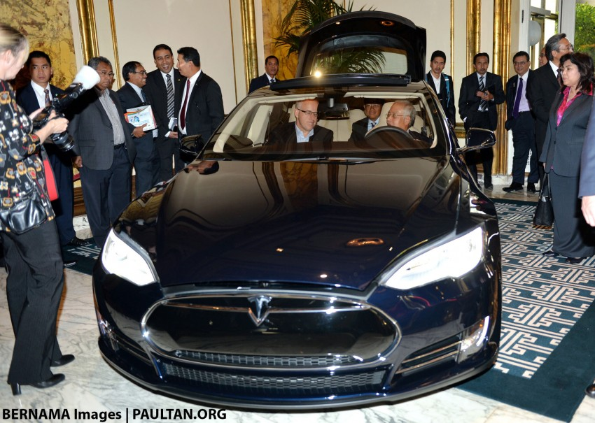 GreenTech Malaysia looks to Tesla Motors in bid promote awareness on electric vehicles in the country Image #404156