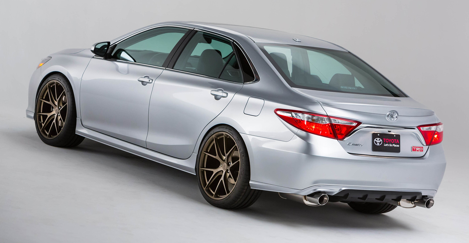 toyota to show five trd concepts at sema 2015 corolla camry avalon highl. Black Bedroom Furniture Sets. Home Design Ideas