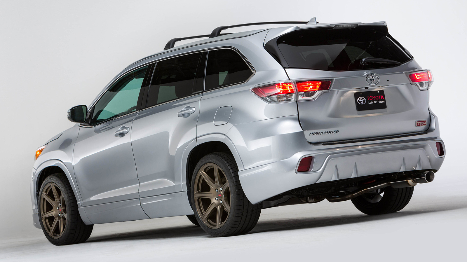 Toyota to show five trd concepts at sema 2015 corolla