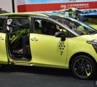 Toyota Sienta Cross TMS-7