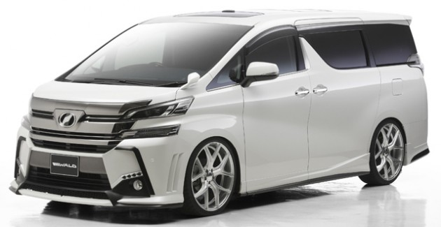 Toyota Vellfire Wald-01