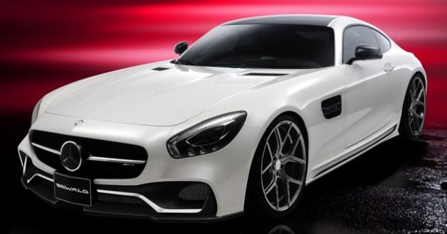 Wald Mercedes-AMG GT-01