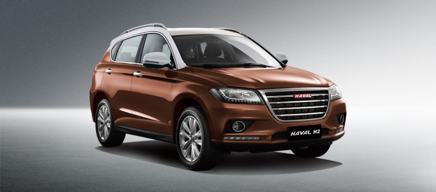 Great Wall Motors Malaysia to launch Haval H2 in 2016 Image #405605