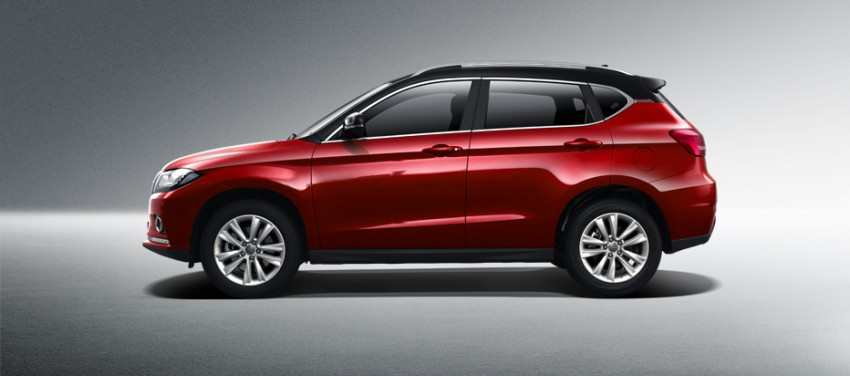 Great Wall Motors Malaysia to launch Haval H2 in 2016 Image #405607