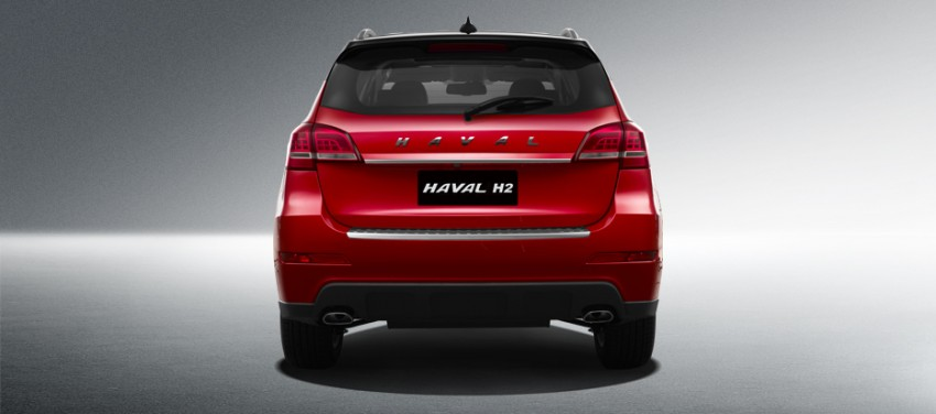 Great Wall Motors Malaysia to launch Haval H2 in 2016 Image #405608