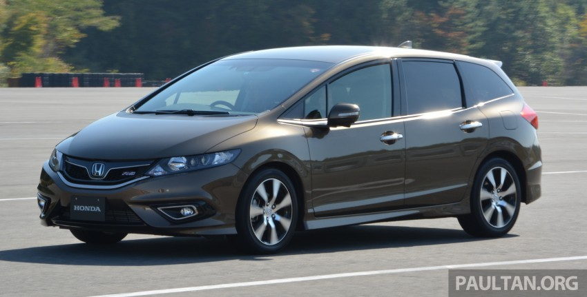 DRIVEN: Honda 1.0 and 1.5 litre VTEC Turbo – first impressions via a Euro Civic hatch and Jade RS MPV Image #404645