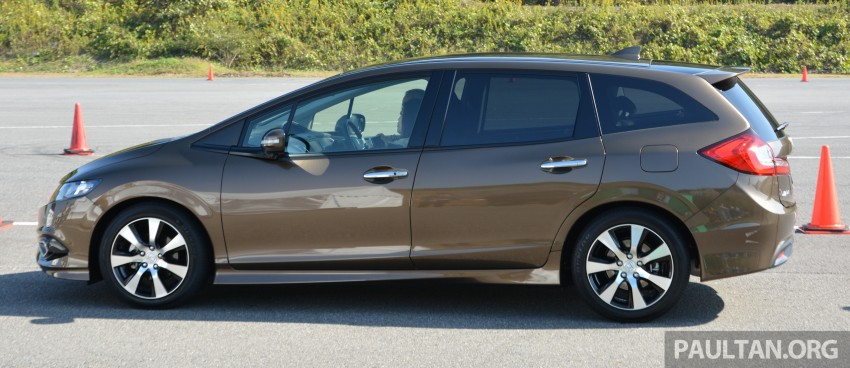 DRIVEN: Honda 1.0 and 1.5 litre VTEC Turbo – first impressions via a Euro Civic hatch and Jade RS MPV Image #404644