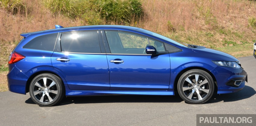 DRIVEN: Honda 1.0 and 1.5 litre VTEC Turbo – first impressions via a Euro Civic hatch and Jade RS MPV Image #404643