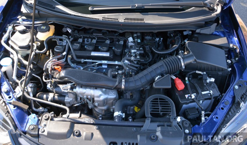 DRIVEN: Honda 1.0 and 1.5 litre VTEC Turbo – first impressions via a Euro Civic hatch and Jade RS MPV Image #404632