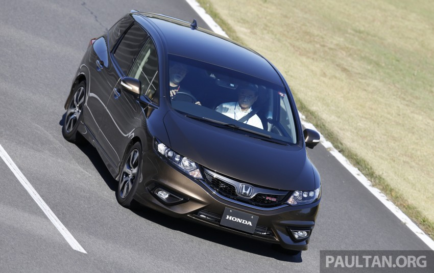 DRIVEN: Honda 1.0 and 1.5 litre VTEC Turbo – first impressions via a Euro Civic hatch and Jade RS MPV Image #404627