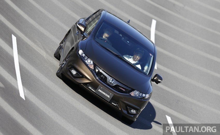 DRIVEN: Honda 1.0 and 1.5 litre VTEC Turbo – first impressions via a Euro Civic hatch and Jade RS MPV Image #404626