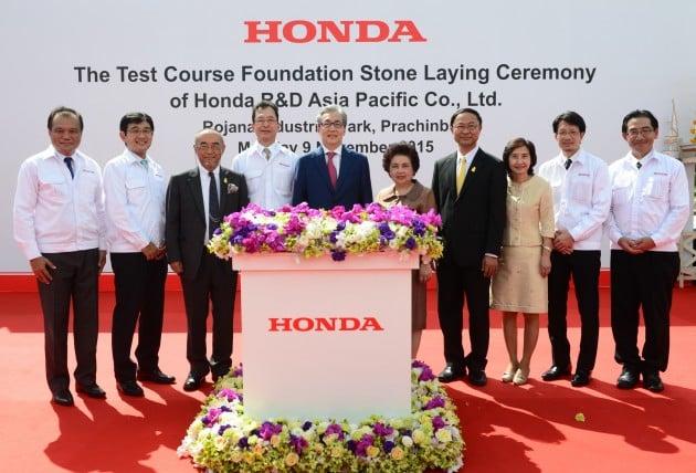 honda-to-construct-test-track-thailand