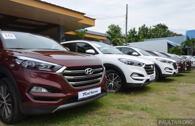 Driven 2016 Hyundai Tucson Tried In The Philippines