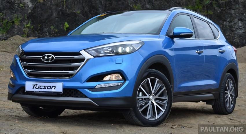 DRIVEN: 2016 Hyundai Tucson – 3rd time's the charm? Image #404029