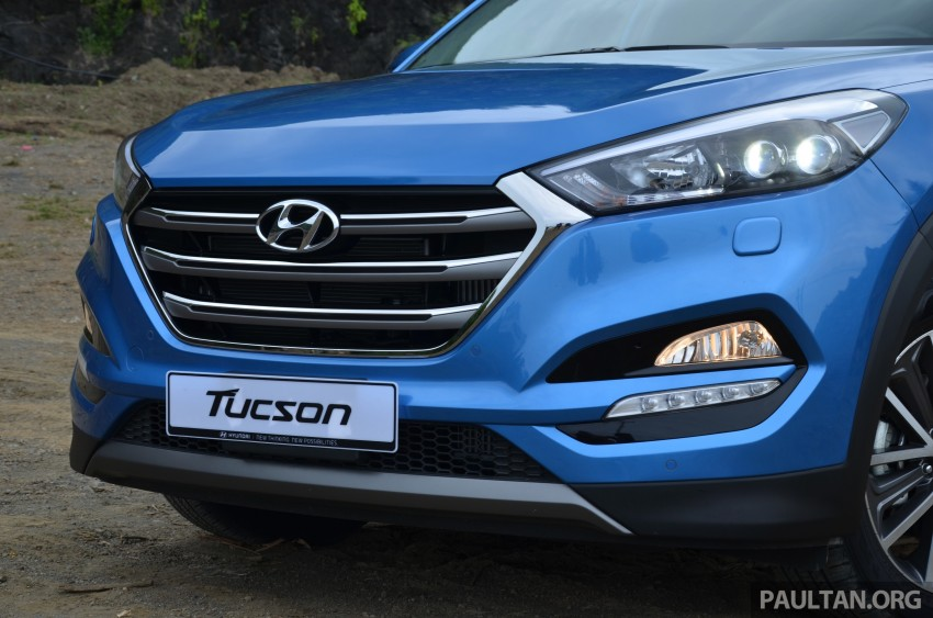 DRIVEN: 2016 Hyundai Tucson – 3rd time's the charm? Image #404032