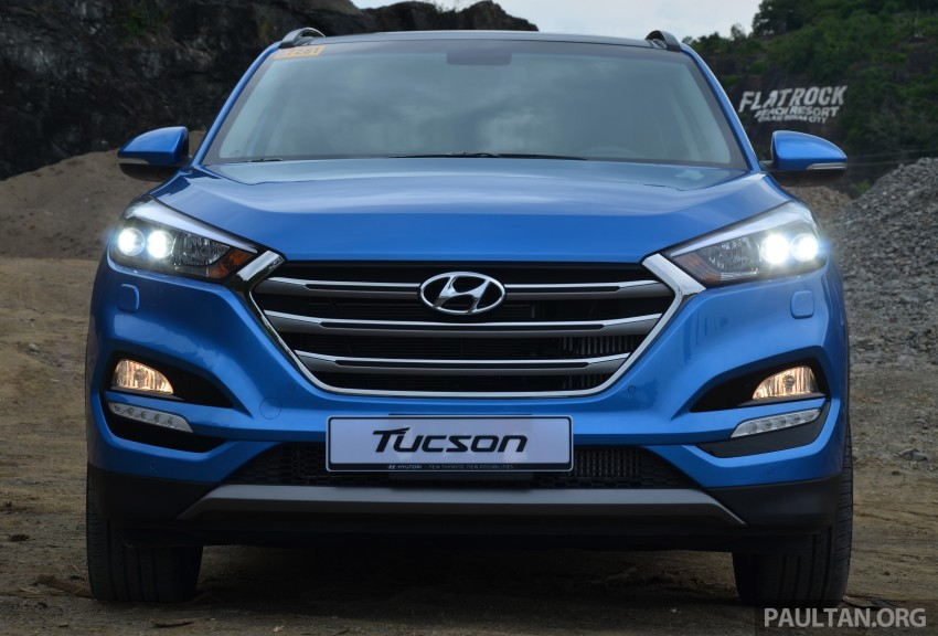 DRIVEN: 2016 Hyundai Tucson – 3rd time's the charm? Image #404033