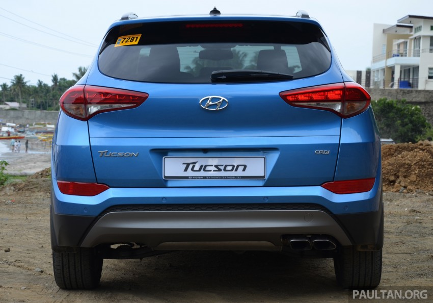 DRIVEN: 2016 Hyundai Tucson – 3rd time's the charm? Image #404034