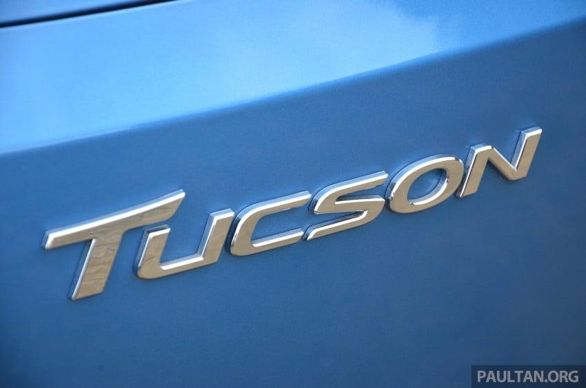 DRIVEN: 2016 Hyundai Tucson – 3rd time's the charm? Image #404035