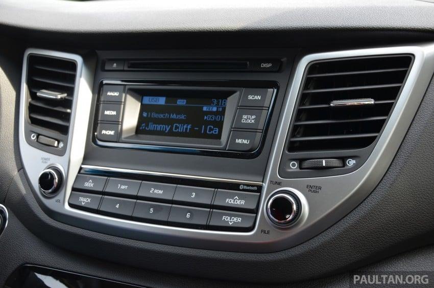 DRIVEN: 2016 Hyundai Tucson – 3rd time's the charm? Image #404037