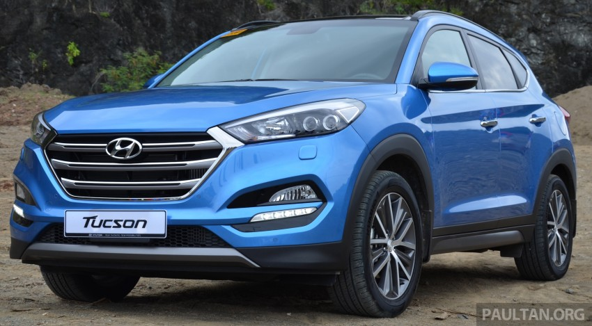 DRIVEN: 2016 Hyundai Tucson – 3rd time's the charm? Image #404021