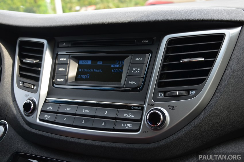 DRIVEN: 2016 Hyundai Tucson – 3rd time's the charm? Image #404039