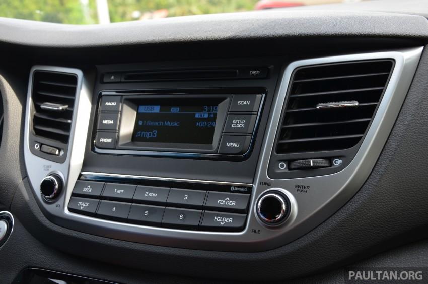 DRIVEN: 2016 Hyundai Tucson – 3rd time's the charm? Image #404039