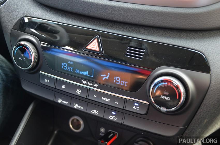 DRIVEN: 2016 Hyundai Tucson – 3rd time's the charm? Image #404041