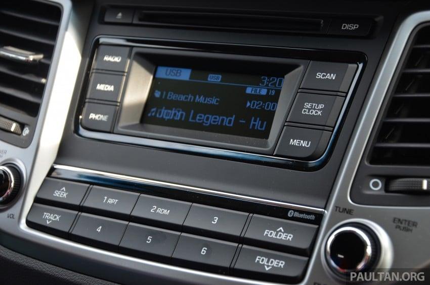 DRIVEN: 2016 Hyundai Tucson – 3rd time's the charm? Image #404043