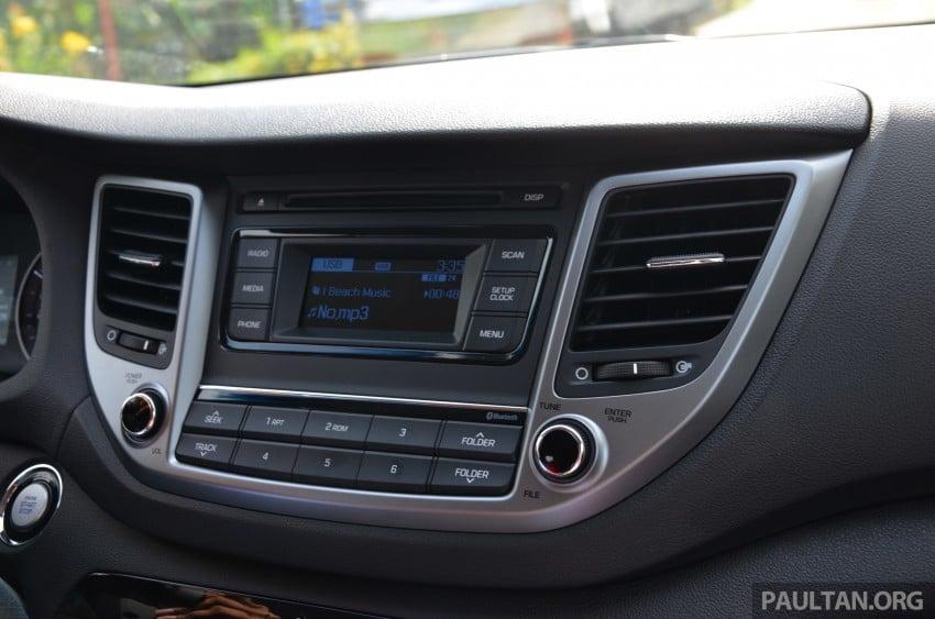 DRIVEN: 2016 Hyundai Tucson – 3rd time's the charm? Image #404047