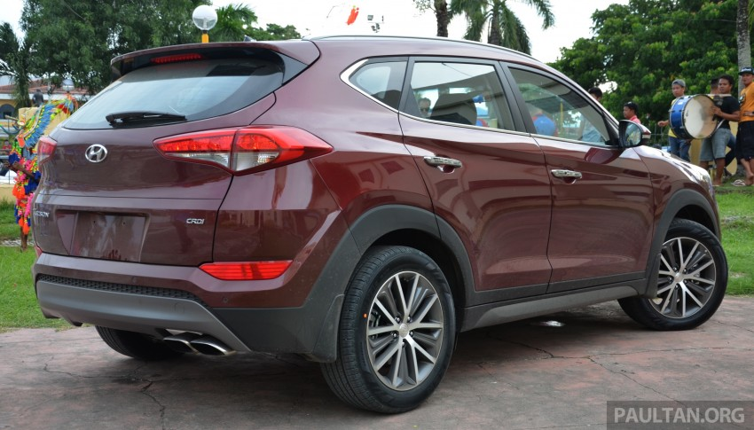 DRIVEN: 2016 Hyundai Tucson – 3rd time's the charm? Image #404049
