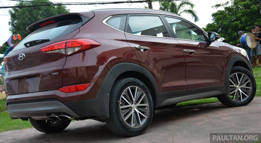 DRIVEN: 2016 Hyundai Tucson – 3rd time's the charm? Image #404050