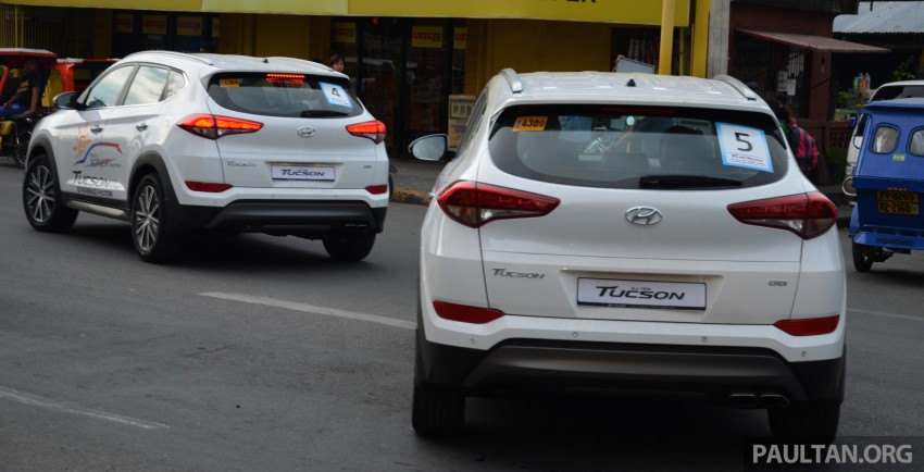DRIVEN: 2016 Hyundai Tucson – 3rd time's the charm? Image #404052