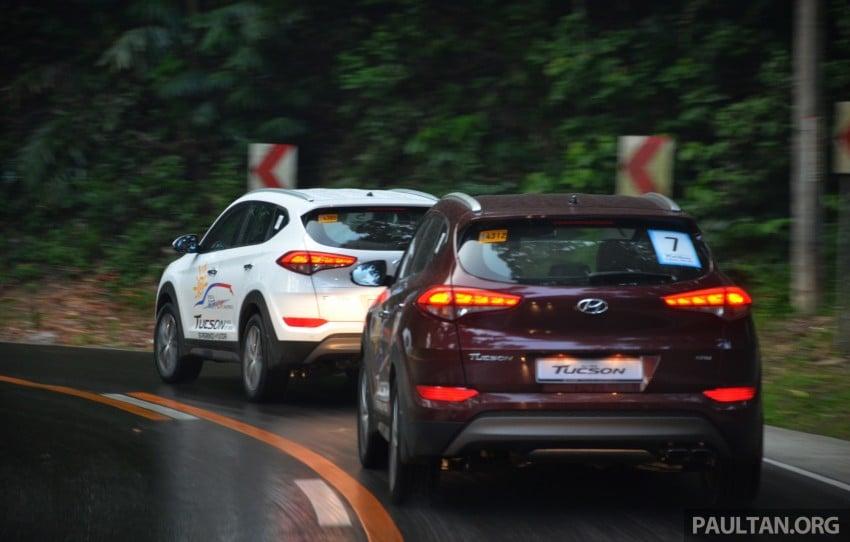 DRIVEN: 2016 Hyundai Tucson – 3rd time's the charm? Image #404053