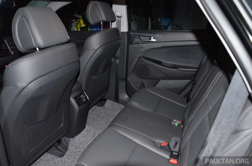DRIVEN: 2016 Hyundai Tucson – 3rd time's the charm? Image #404057