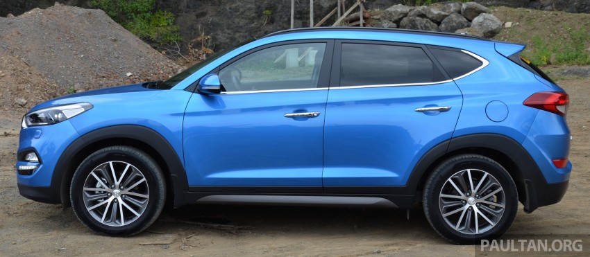 DRIVEN: 2016 Hyundai Tucson – 3rd time's the charm? Image #404023