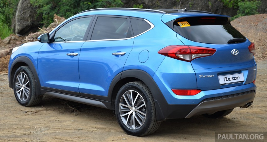 DRIVEN: 2016 Hyundai Tucson – 3rd time's the charm? Image #404025