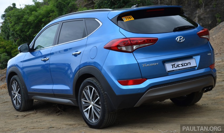 DRIVEN: 2016 Hyundai Tucson – 3rd time's the charm? Image #404026