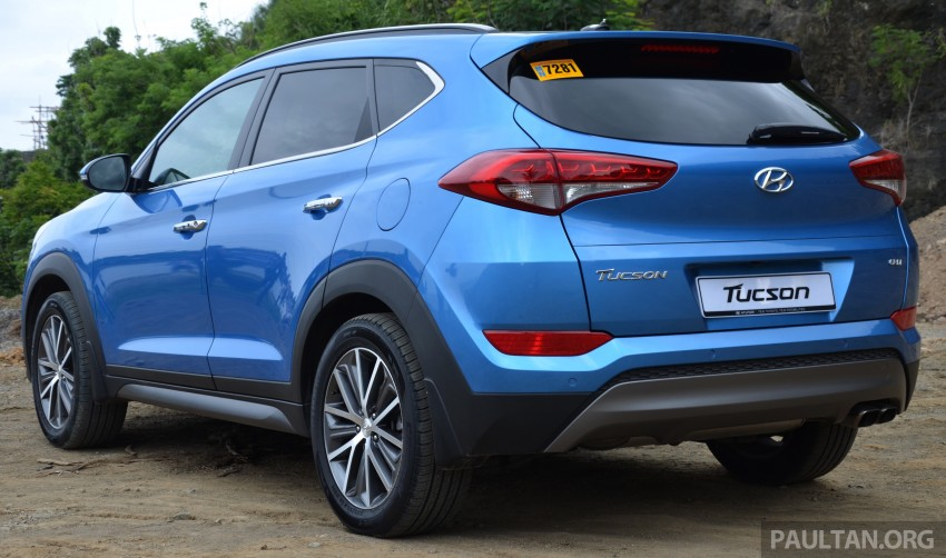 DRIVEN: 2016 Hyundai Tucson – 3rd time's the charm? Image #404027